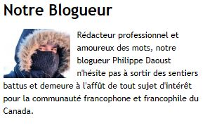 Philippe Daoust